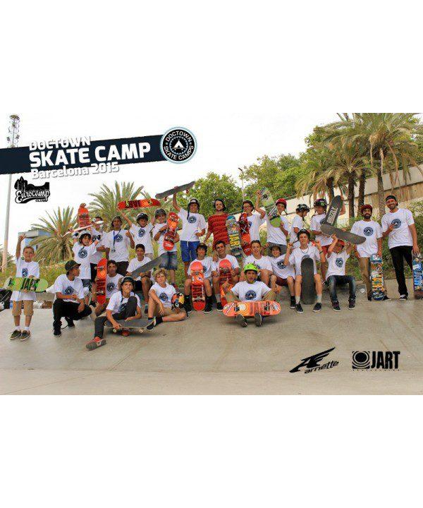 Skate Camp Barcelona 2015