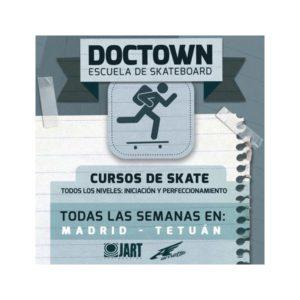 Curso de Skate Madrid Tetuán
