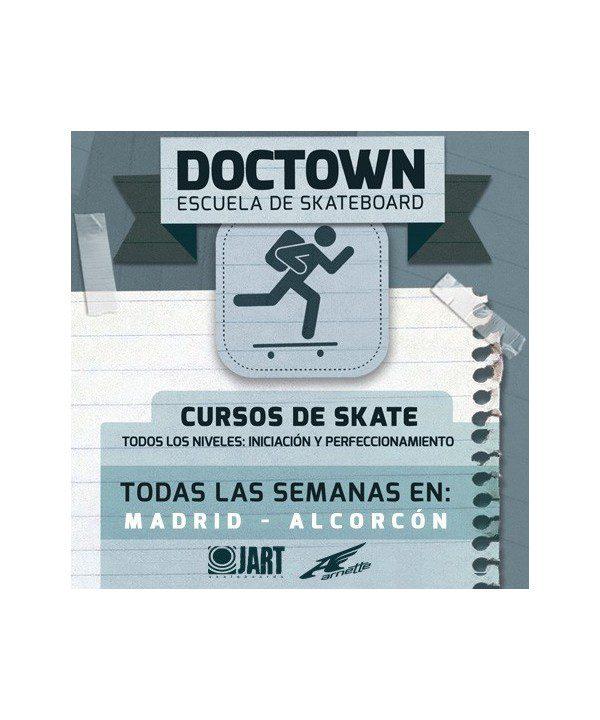 Curso de Skate Madrid Alcorcón