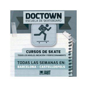 Curso de Skate Barcelona Castelldefels