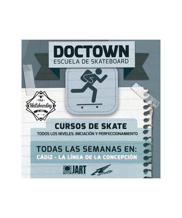 Curso de Skate Cadiz