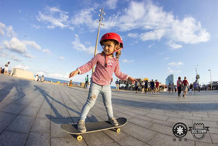 Clases de Skate gratis Barcelona Boardriders | Doctown