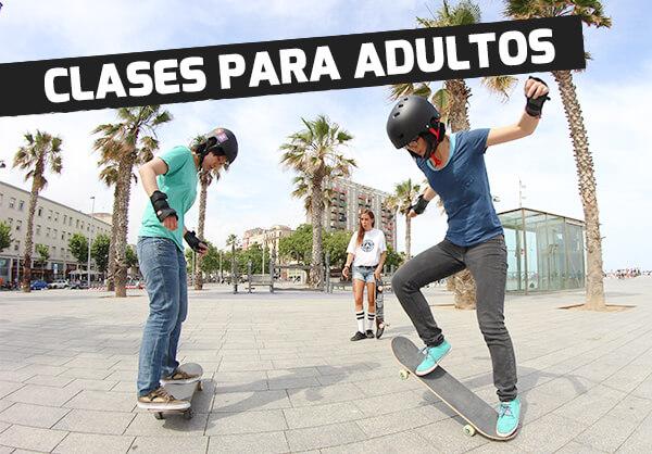 Clases de skate para adultos | Doctown Escuela de Skate & Skate Camp