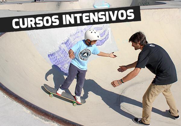 Curso Intensivo de Skate | Doctown Escuela de Skate & Skate Camp