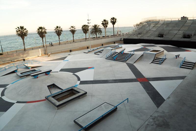 Construcción y diseño de Skateparks | Doctown Escuela de Skate