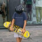 Clases de skate promocionales en Boardridiers Barceloneta | Doctown