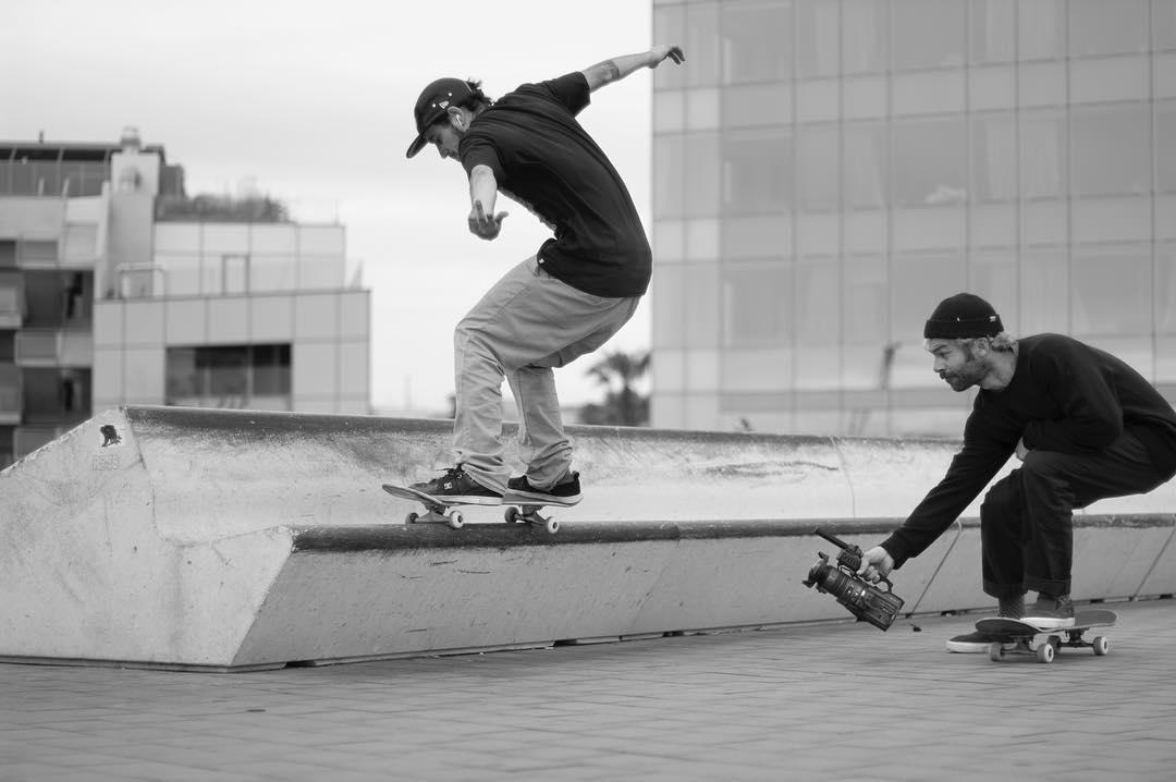 equipo-de-video-y-foto-para-grabar-skate